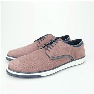 Steve Madden Barberry Rose Suede Casual Oxfords